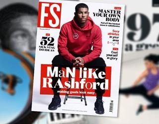 Marcus Rashford FS magazine cover ()
