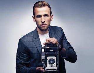 Harry Kane camera Forever Sports ()