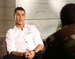 Ronaldo interview with Forever Sports ()