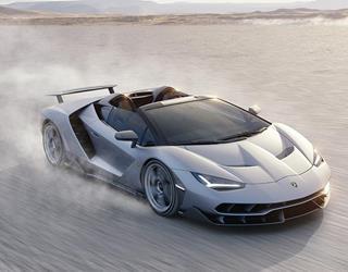 Lamborghini Centenario Roadster (Lamborghini)