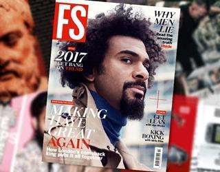 FS magazine David Haye cover march 2017 ()