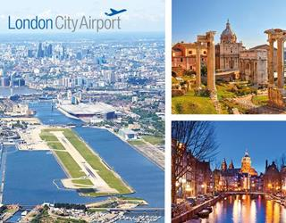 Win travel vouchers with FS magazine and London City Airport ()