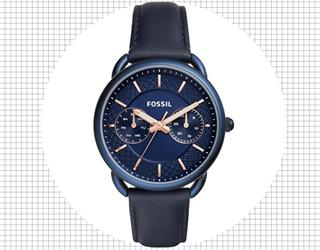 Fossil watch competition for FS magazine ()