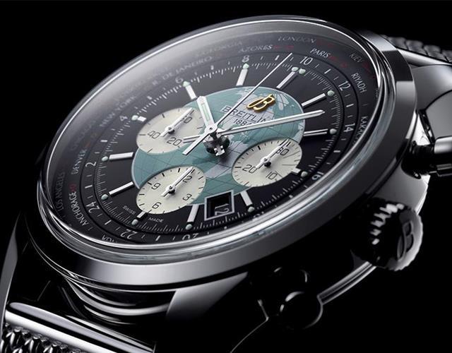 Breitling watch (PR shot)