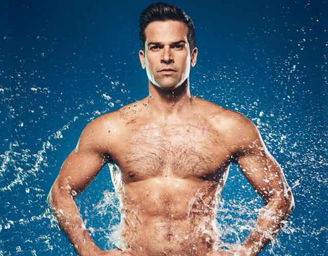 Gethin Jones swimwear Speedo ()