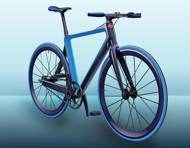 PG Bugatti bike ()