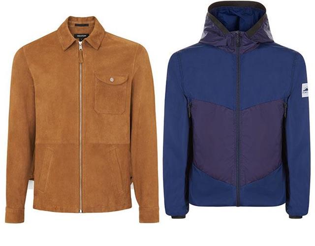 Key men's fashion items ()