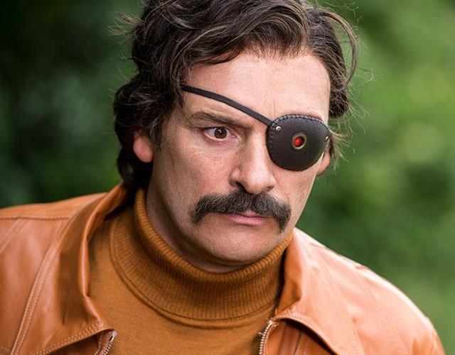 Julian Barratt in Mindhorn ()