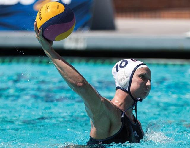 Kaleigh Gilchrist USA Water Polo ()