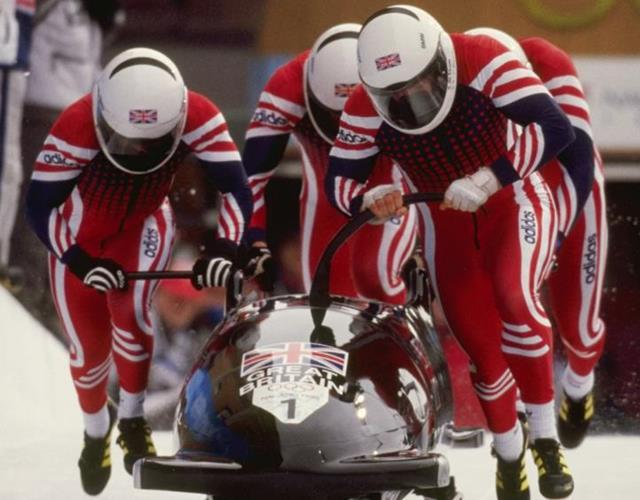 Sean Olsson Olympic bobsleigh ()