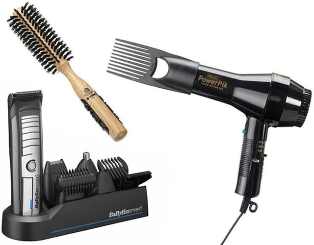 Hair-styling tools ()