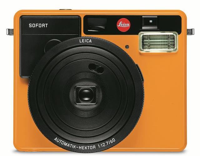 Leica Sofort instant-print camera (PR shot)
