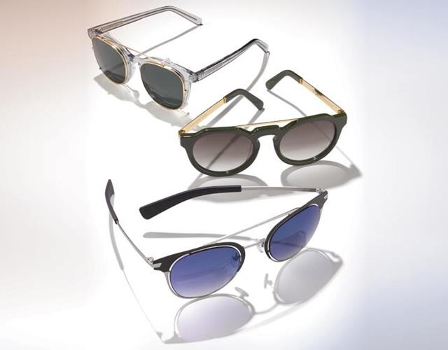 Wire top sunglasses ()