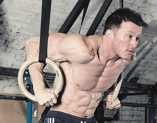 Master the muscle up (Tom Miles)