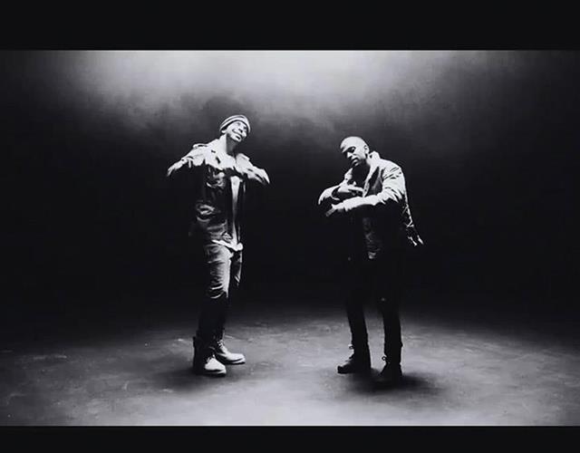 Drake and Kanye ()
