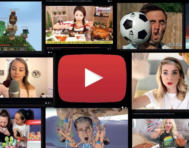 Weirdest youtube videos according to FS magazine ()