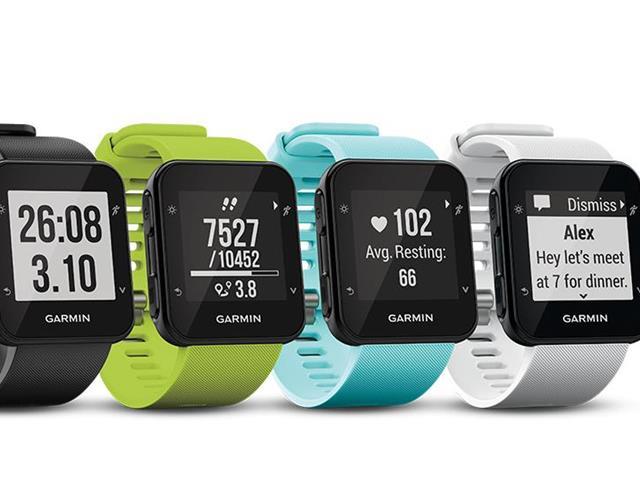 Garmin watch family (Product)