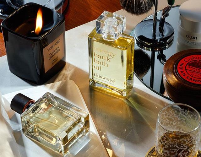 Tom Ford candle, Terre d'Hermes  ()