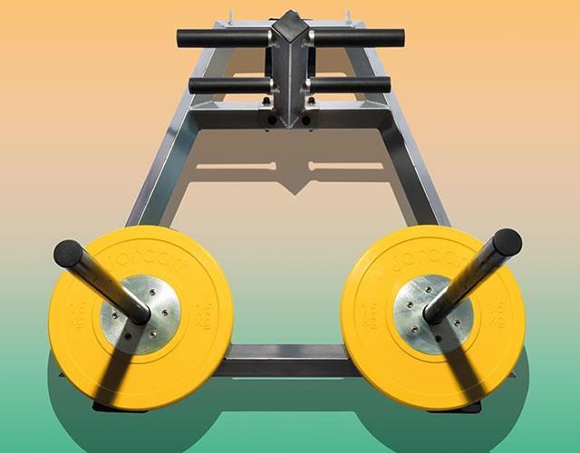 Gym sled ()