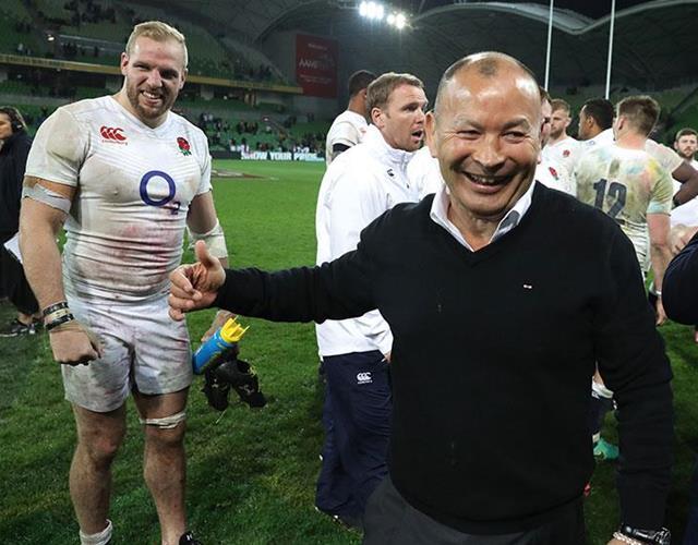 Eddie Jones England Rugby ()