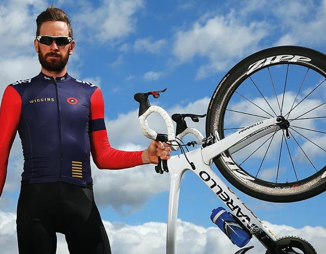 Why Wiggo piled on the pounds for the track (Why Wiggo piled on the pounds for the track)