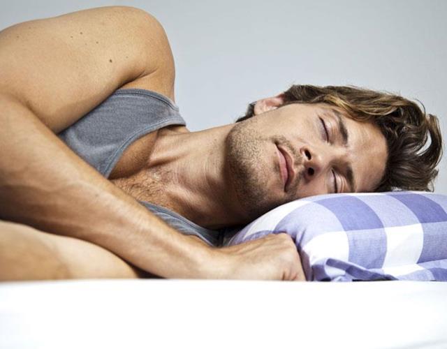 Man sleeping  ()