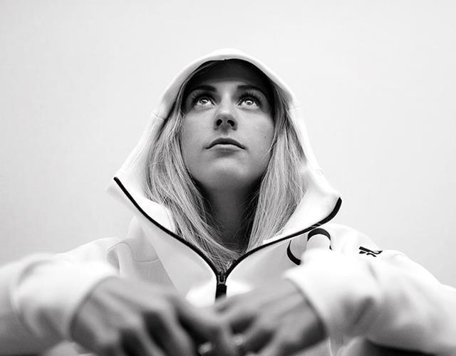 Laura Trott (Adidas PR )