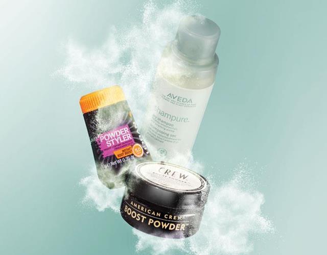 Hair powders ()