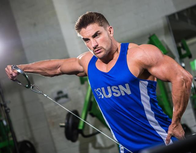 Ryan Terry workout ()