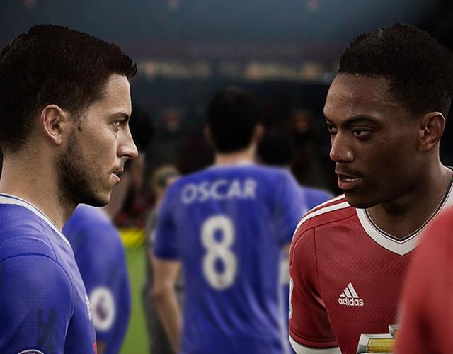 FIFA 17 Martial and Hazard ()