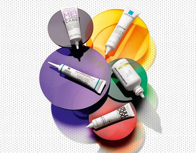 Spot treatments ()