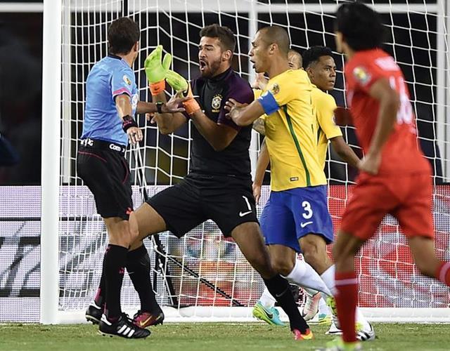 Brazil Peru handball ()