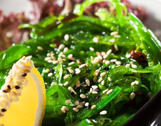 Seaweed edible ()