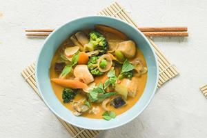 Ginger chicken curry (Shutterstock)