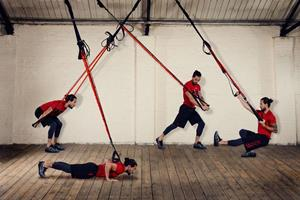 Kieran Owens KO8 suspension trainer exercises ()