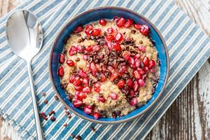 Quinoa Porridge ()