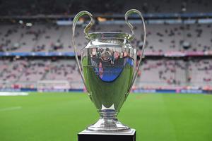 Champions League trophy ()