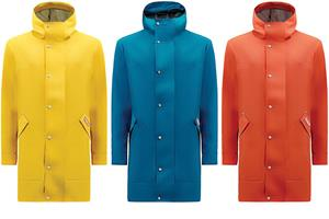 Hunter core concept rubberised hunting coat ()
