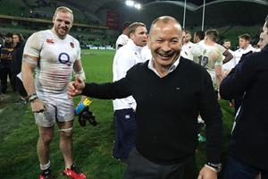 Eddie Jones England Rugby ()