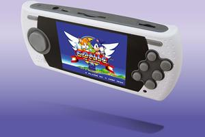 The Sega Mega Drive Ultimate Portable Game Player ()