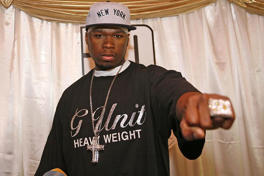 50 Cent G-unit clothing ()