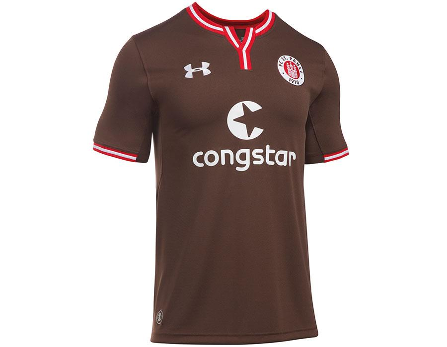FC St Pauli Under Armour shirt ()