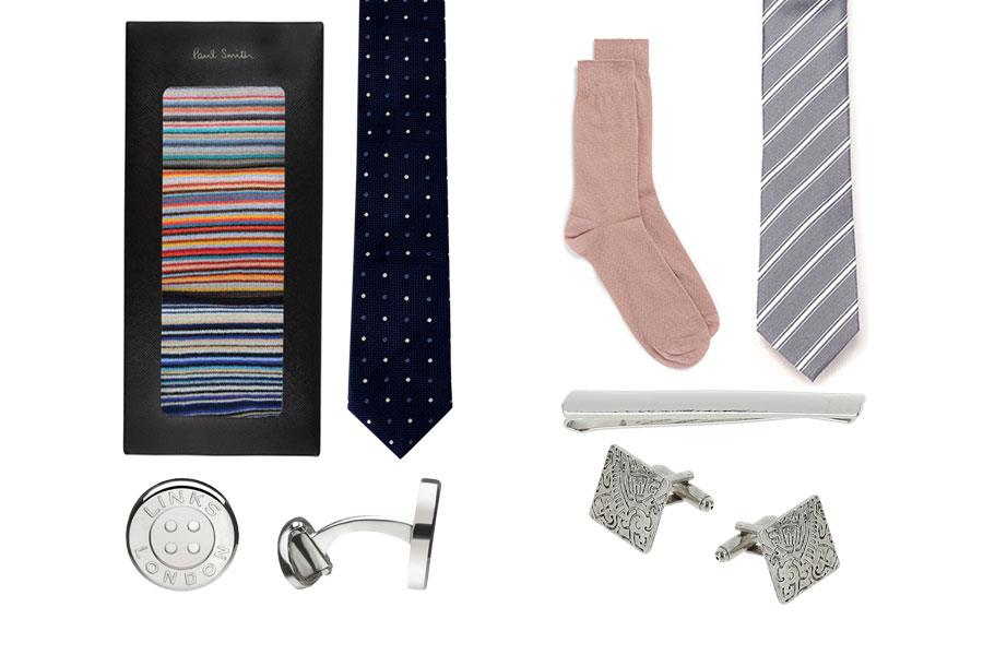 Casual and business suit accessories ()