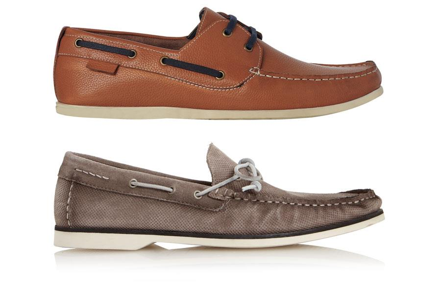 M&S and Bertie Deck Shoes ()