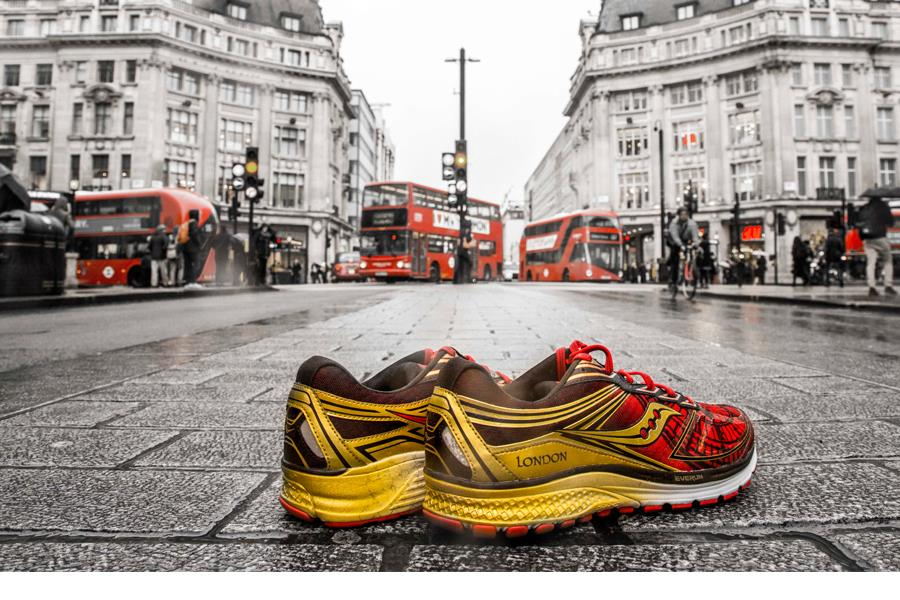 Saucony London Limited Edition