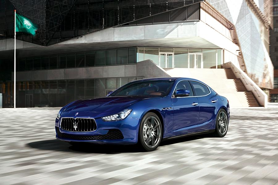 Maserati Ghibli ()