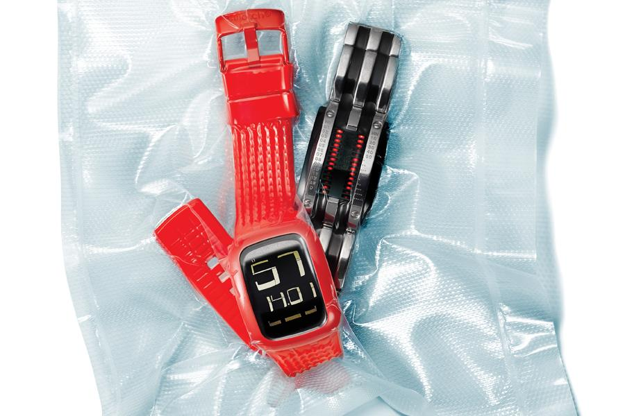 Digital watch fashion ()