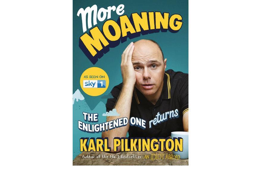 More moaning Karl Pilkington book ()