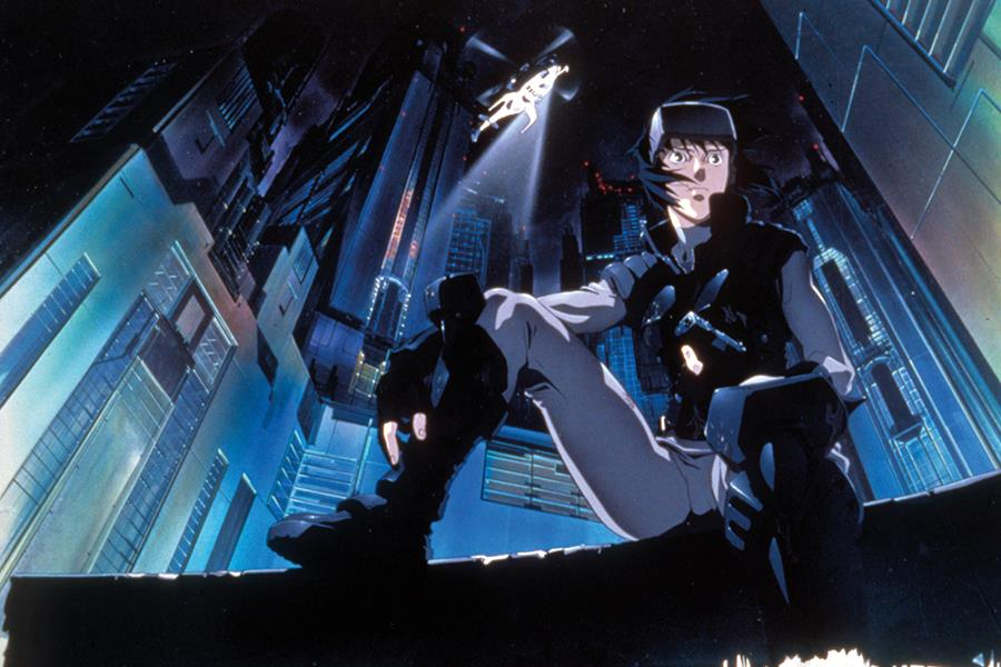 Ghost in the shell 1995 ()