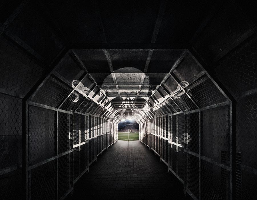 FC St Pauli tunnel ()